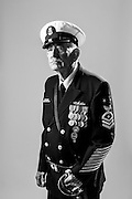 Jack K. Adams<br /> Navy (Active &amp; Reserve)<br /> E-9<br /> Command Master Chief<br /> 10/01/52-04/01/92<br /> <br /> Veterans Portrait Project<br /> Virginia Beach, VA