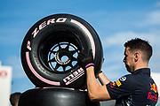 October 19-22, 2017: United States Grand Prix. Pirelli tire