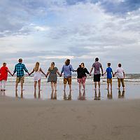 Sarver Family Portraits, Surfside Beach, SC