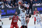 Ventrone Vincenzo<br /> EA7 Emporio Armani Olimpia Milano - Pasta Reggia Caserta<br /> LegaBasket 2016/2017<br /> Milano 30/10/2016<br /> Foto Ciamillo-Castoria