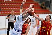 DESCRIZIONE : Skopje Nazionale Italia Uomini Torneo Internazionale di Skopje Italia Montenegro Italy Montenegro<br /> GIOCATORE : Marco Cusin<br /> CATEGORIA : Rimbalzo<br /> SQUADRA : Italia Italy<br /> EVENTO : Trofeo Internazionale di Skopje<br /> GARA : Italia Montenegro Italy Montenegro<br /> DATA : 25/07/2014<br /> SPORT : Pallacanestro<br /> AUTORE : Agenzia Ciamillo-Castoria/GiulioCiamillo<br /> Galleria : FIP Nazionali 2014<br /> Fotonotizia : Skopje Nazionale Italia Uomini Torneo Internazionale di Skopje Italia Montenegro Italy Montenegro