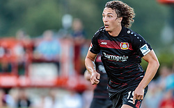 04.08.2016, Alois Latini Stadion, Zell am See, AUT, Testspiel, Bayer 04 Leverkusen vs ACF Fiorentina, im Bild Julian Baumgartlinger (Bayer 04 Leverkusen) // Julian Baumgartlinger (Bayer 04 Leverkusen) during the International Friendly Football Match between Bayer 04 Leverkusen and ACF Fiorentina at the Alois Latini Stadion in Zell am See, Austria on 2016/08/04. EXPA Pictures © 2016, PhotoCredit: EXPA/ JFK