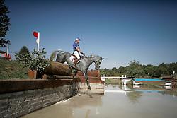 Touzaint Nicolas - Galan de Sauvagère<br /> European Championships Pratoni del Vivaro 2007<br /> Photo © Hippo FotoGrand Cru