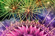 New Year Celebrations London