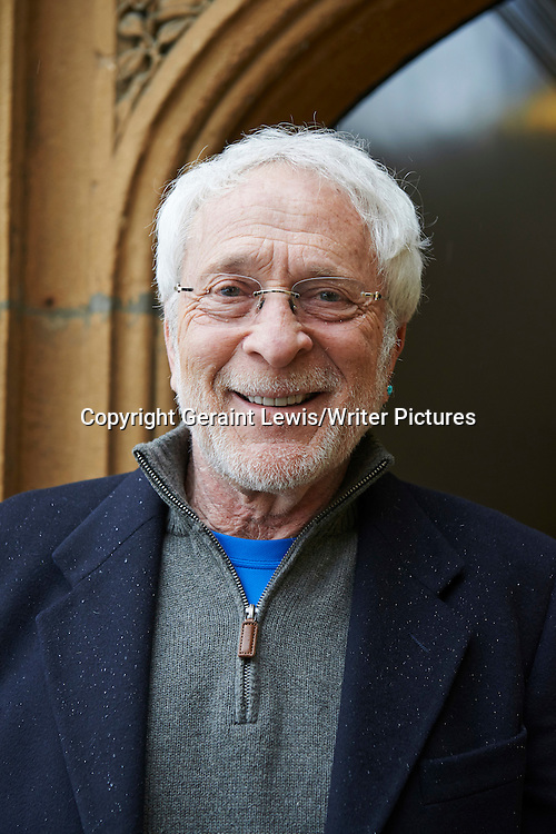 Lee Gutkind at Christchurch College, The Oxford  Literary Festival<br /> 17th March 2013<br /> <br /> Photograph by Geraint Lewis/Writer Pictures<br /> <br /> <br /> WORLD RIGHTS