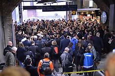 APR 29 2014 London Underground Strikes