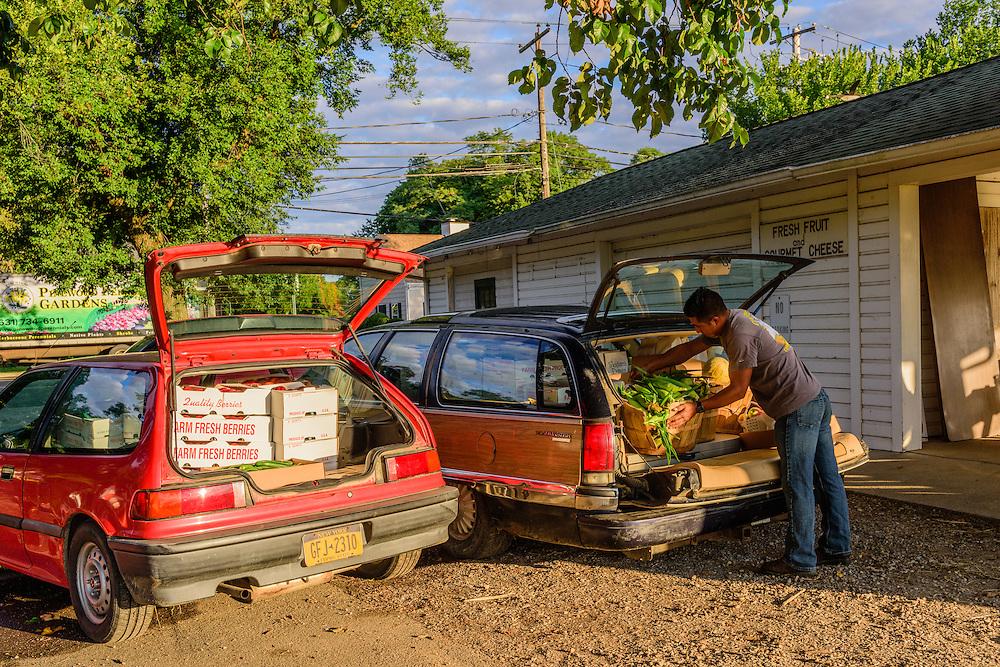 Wickham's Fruit Farm, Cutchogue, NY
