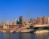 Tall Stacks Cincinnati Ohio