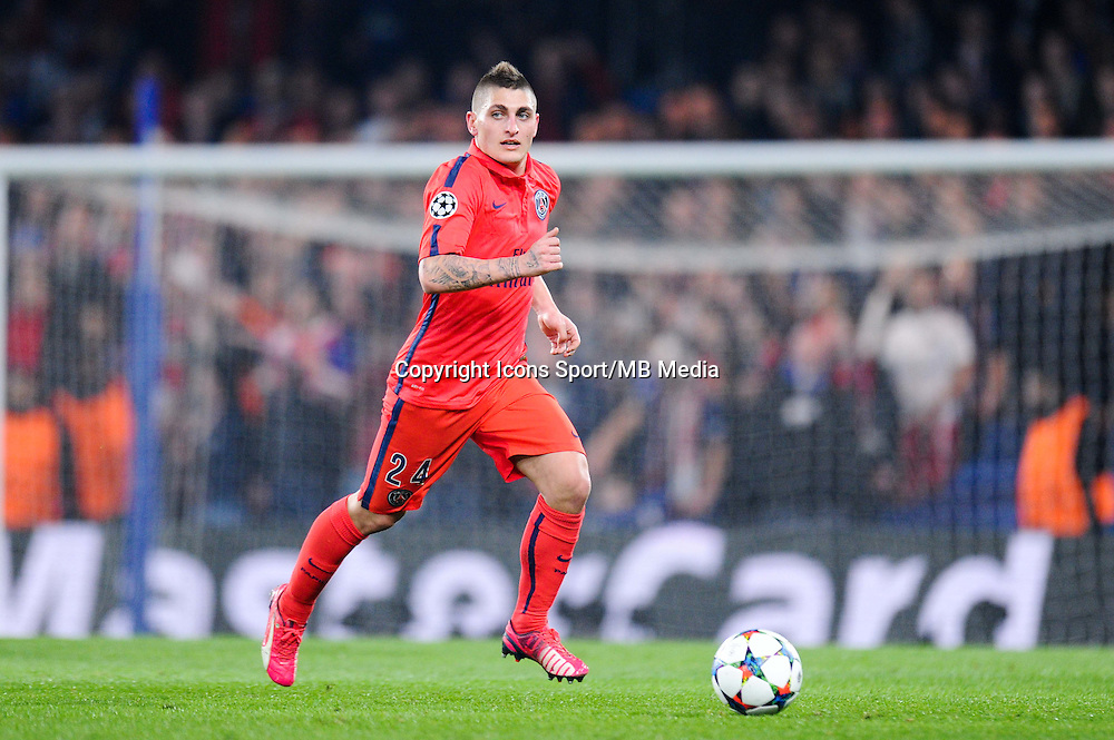 Marco VERRATTI - 11.03.2015 - Chelsea / Paris Saint Germain - 1/8Finale Champions League<br />