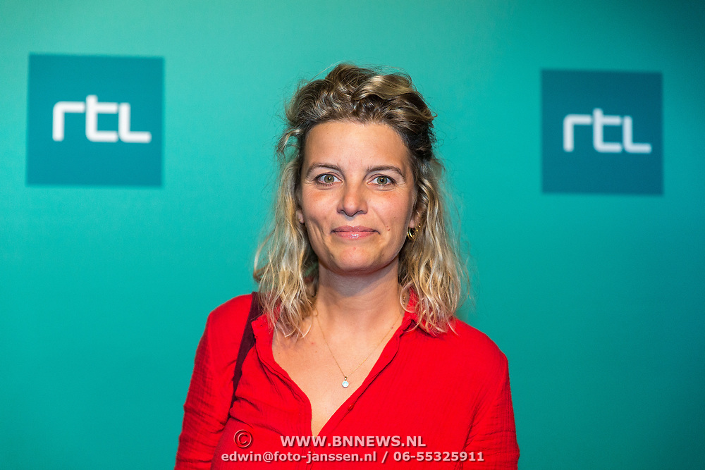 NLD/Halfweg20190829 - Seizoenspresentatie RTL 2019 / 2020, Clarice Stenger