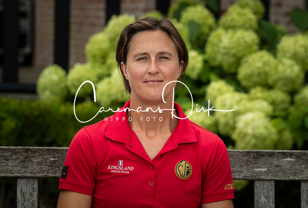 Antheunis Valerie, BEL <br /> Team Belgium Horseball Female Elite 2019<br /> © Hippo Foto - Dirk Caremans<br /> 06/08/2019