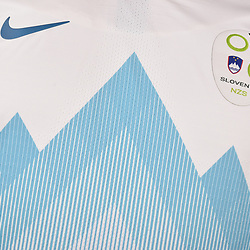 20180322: SLO, Football - Presentation of a new jersey of Slovenian National Team