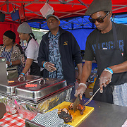 London, UK. 21th July, 2019. Thousands attend the Lambeth Country Show 2019 a peaceful family festival with live music food & drinks, Arts and Culture and animal show at Brockwell Park, London.