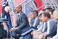 Pep Guardiola, head coach of Bayern Munich during the Bundesliga match at Audi Sportpark, Ingolstadt<br /> Picture by EXPA Pictures/Focus Images Ltd 07814482222<br /> 07/05/2016<br /> ***UK &amp; IRELAND ONLY***<br /> EXPA-EIB-160507-0065.jpg