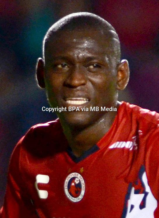 Mexico League - BBVA Bancomer MX 2015-2016 - <br /> El Tiburon - Club Deportivo Tiburones Rojos de Veracruz / Mexico - <br /> Cristian Martinez Borja