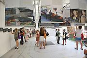 "13th Biennale of Architecture..Giardini..U.S.Pavillion..""SpontaneousInterventions""."