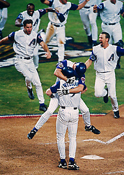 The Arizona Diamondbacks win, 2001