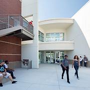 Images of Winn Center on the Consumnes River College Campus, Sacramento, CA