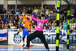 +n35+ during friendly handball match between Slovenia and Nederland, on October 25, 2019 in Športna dvorana Hardek, Ormož, Slovenia. Photo by Blaž Weindorfer / Sportida