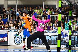 +n35+ during friendly handball match between Slovenia and Nederland, on October 25, 2019 in Športna dvorana Hardek, Ormož, Slovenia. Photo by Blaž Weindorfer / Sportida