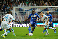 FOOTBALL - FRENCH CHAMPIONSHIP 2012/2013 - L1 - ES TROYES v OLYMPIQUE MARSEILLE  - 21/10/2012 - PHOTO JEAN MARIE HERVIO / REGAMEDIA / DPPI - GRANDDI NGOYI (ESTAC)