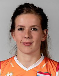 10-05-2018 NED: Team shoot Dutch volleyball team women, Arnhem<br /> Tessa Polder #20 of Netherlands