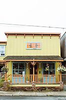 Beehive Boutique. Nehalem, Oregon.
