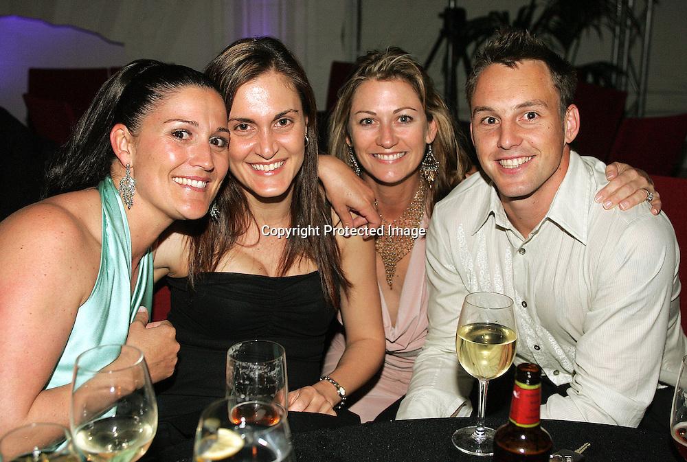 New Zealand Vodafone Warriors Awards evening 2005. Photo: Photosport.co.nz