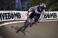 # 65 (PHILLIPS Liam) GBR at the UCI BMX Supercross World Cup in Santiago del Estero, Argintina.