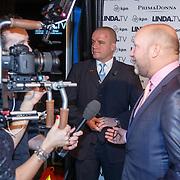 NLD/Amsterdam/20151026 - Lancering Linda TV, Ruben van der Meer