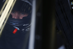 April 6, 2018 - Ft. Worth, Texas, United States of America - April 06, 2018 - Ft. Worth, Texas, USA: Ryan Truex (11) gets ready to practice for the My Bariatric Solutions 300 at Texas Motor Speedway in Ft. Worth, Texas. (Credit Image: © Stephen A. Arce/ASP via ZUMA Wire)