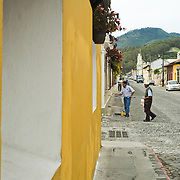"""ANTIGUA GUATEMALA<br /> Guatemala 2013<br /> (Copyright © Aaron Sosa)<br /> <br /> """"Antigua Guatemala"""" is a city in the central highlands of Guatemala famous for its well-preserved Spanish Baroque influenced architecture as well as a number of spectacular ruins of colonial churches. It has been designated a UNESCO World Heritage Site.<br /> Antigua Guatemala serves as the municipal seat for the surrounding municipality of the same name. It also serves as the departmental capital of Sacatepéquez Department."""
