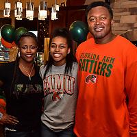 Kennedy Burks FAMU Scholarship Signing
