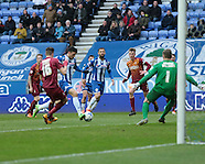 Wigan v Bradford City 19/03/2016