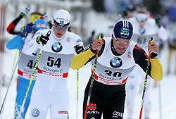 31.12.2011, DKB-Ski-ARENA, Oberhof, GER, Viessmann Tour de Ski 2011, FIS Langlauf Weltcup, Verfolgung Herren, im Bild Josef Wenzl (GER) // during men's pursuitof Viessmann Tour de Ski 2011 FIS World Cup Cross Country at DKB-SKI-Arena Oberhof, Germany on 2011/12/31. EXPA Pictures © 2011, PhotoCredit: EXPA/ nph/ Hessland..***** ATTENTION - OUT OF GER, CRO *****