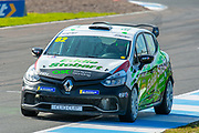 Jack Young (GBR) of MRM exits the hairpin on his way to winning Round 14 of the 2019 Renault UK Clio Cup at Knockhill Racing Circuit, Dunfermline, Scotland on 15 September 2019.