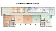 15318Peden & Convo Training Room Plans