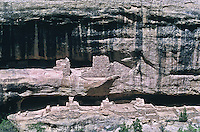 New Fire House found in Fewkes Canyon.  Mesa Verde National Park.  Colorado,  USA