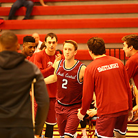 Men's Basketball: North Central College Cardinals vs. University of Wisconsin-Stevens Point Pointers