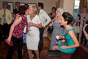 KATHY LETTE; ; DANNII MINOGUE, Terry Ronald - book launch party for his book ' Becoming Nancy' . The Westbury Hotel, Pine Room, Bond Street, London, W1S 2YF<br /> -DO NOT ARCHIVE-© Copyright Photograph by Dafydd Jones. 248 Clapham Rd. London SW9 0PZ. Tel 0207 820 0771. www.dafjones.com.