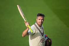 11-13 May 2015 - LVCC Surrey v Leicestershire