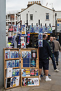 Out and around Stamford Bridge Stadium prior to the Premier League match between Chelsea and Crystal Palace at Stamford Bridge, London, England on 4 November 2018.
