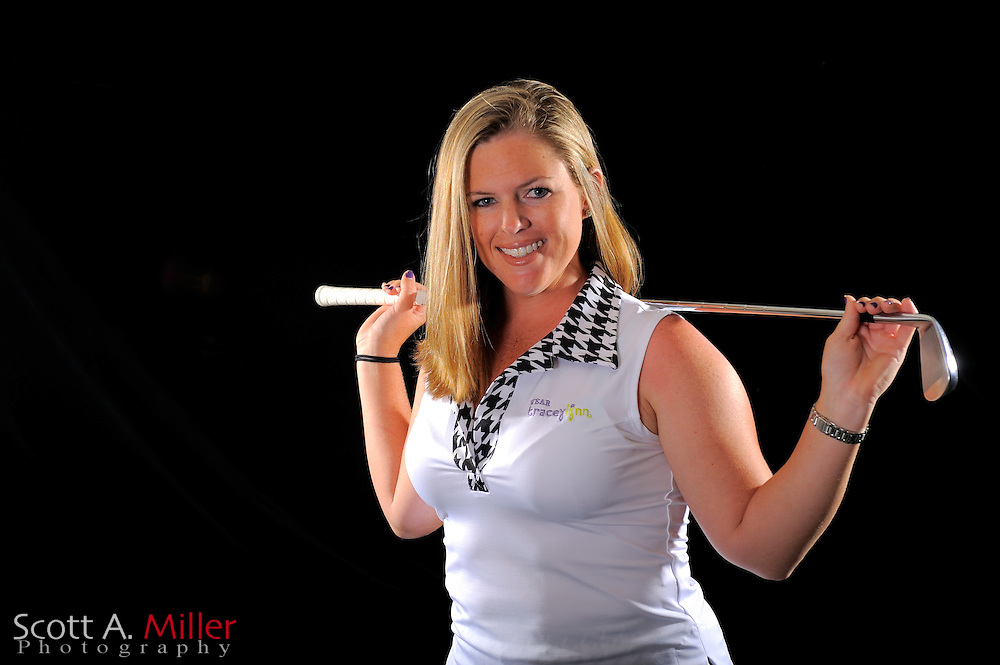 Stephanie Connelly during a portrait shoot prior to the LPGA Future Tour's Daytona Beach Invitational at LPGA International's Championship Courser on March 28, 2011 in Daytona Beach, Florida... ©2011 Scott A. Miller