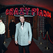 Opening Crazy Piano's Rotterdam, Lee Towers