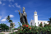 Plaza de Espana, Guam, Micronesia