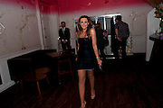 MICHELLE HEATON, Durex - 80th birthday party. Sketch, 9 Conduit Street, London W1, 20 OCTOBER 2009