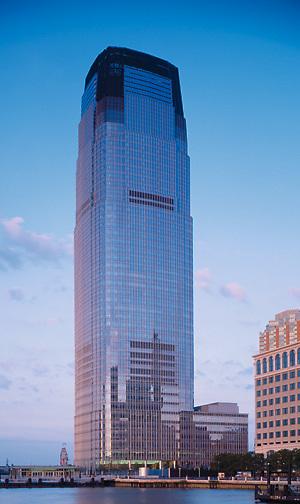 Goldman Sachs, Jersey City NJ
