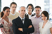 Small Group of Businesspeople
