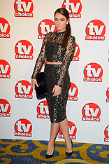 SEP 08 2014 TV Choice Awards 2014