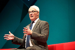 Alistair Darling at the Pensions and Lifetime Savings Association conference, EICC, Edinburgh. pic copyright Terry Murden @edinburghelitemedia